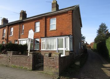 Thumbnail 2 bedroom end terrace house for sale in Kings Road, Dereham
