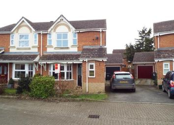 Thumbnail 3 bed semi-detached house for sale in Bennions Way, Catterick, Richmond, North Yorkshire