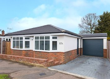 Thumbnail 2 bed semi-detached bungalow for sale in Compton Place, Watford, Hertfordshire