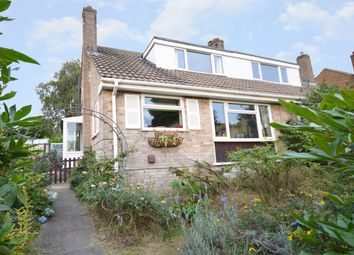 Thumbnail 2 bedroom semi-detached bungalow for sale in Carr Bridge Drive, Cookridge, Leeds, West Yorkshire