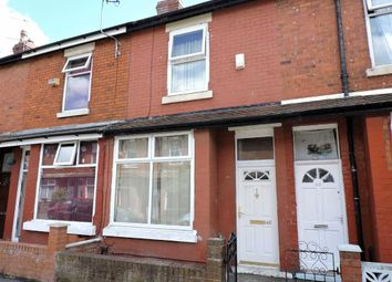 Thumbnail 2 bed terraced house for sale in Ratcliffe Street, Levenshulme, Manchester
