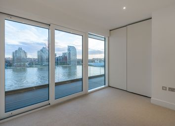 Thumbnail 3 bed flat to rent in Ravensbourne Apartments, Fulham Riverside