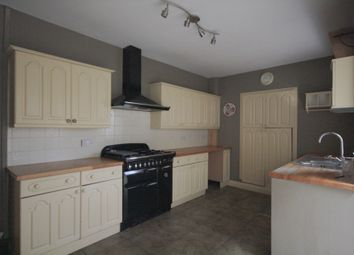 Thumbnail 4 bed terraced house to rent in Station Terrace, Rhoose, East Aberthaw