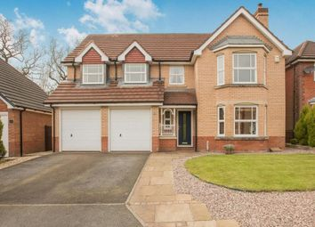 Thumbnail 4 bed detached house for sale in Lady Well Drive, Fulwood, Preston