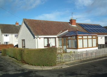 Thumbnail 2 bed semi-detached bungalow for sale in The Glebe, Gavinton, Duns