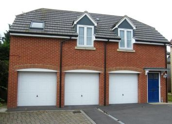 Thumbnail 1 bed detached house for sale in Old Dairy Close, Upper Stratton, Swindon, Wiltshire