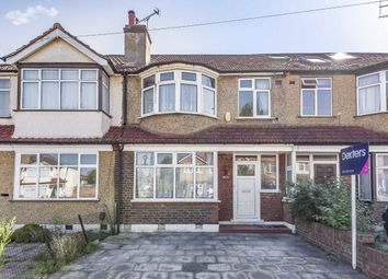 Thumbnail 3 bed terraced house to rent in Cranborne Avenue, Tolworth, Surbiton