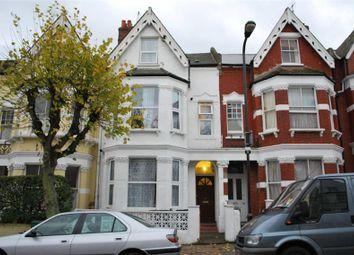 Thumbnail 1 bed flat to rent in Burgoyne Road, Harringay, London
