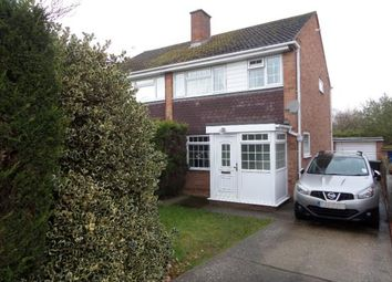 Thumbnail 3 bed semi-detached house for sale in Mason Way, Waltham Abbey