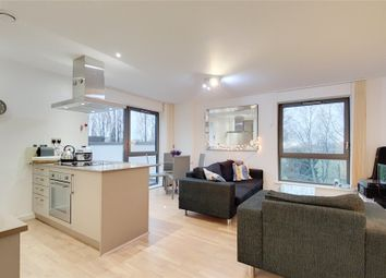 Thumbnail 2 bed flat for sale in Glade Apartments, 24 Stebondale Street, London