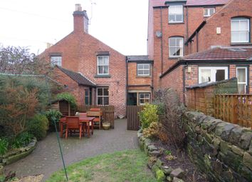 Thumbnail 3 bed property for sale in Long Row, Belper