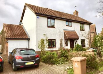 Thumbnail 4 bed detached house to rent in Abinger Keep, Horley, Surrey
