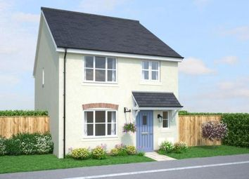Thumbnail 4 bed detached house for sale in Off Gilbert Road, Bodmin, Cornwall