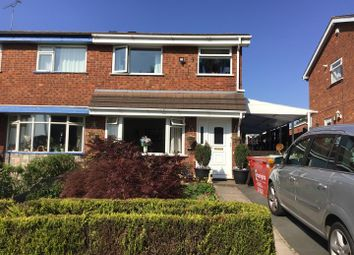 Thumbnail 3 bedroom semi-detached house for sale in Arleston Lane, Arleston, Telford