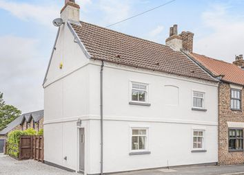 Thumbnail 3 bed semi-detached house for sale in Pebbledene, Main Street, Hemingbrough, Selby