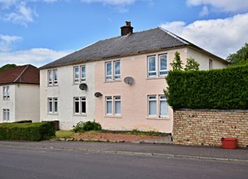 Thumbnail 2 bed flat for sale in West Edith Street, Darvel, East Ayrshire