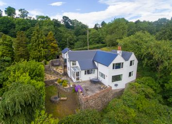 Thumbnail 3 bed detached house for sale in All Stretton, Church Stretton
