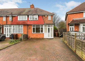 2 bed end terrace house for sale in Shalford Road, Solihull B92