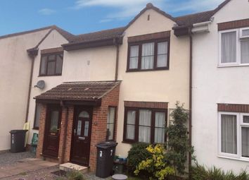 Thumbnail 2 bed terraced house for sale in Bramble Mead, Aylesbeare, Exeter