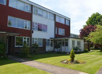 Thumbnail 1 bed flat for sale in Hollies Court, Addlestone, Surrey