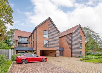Thumbnail 3 bed flat for sale in Warwick Road, Solihull
