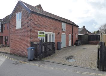 Thumbnail 2 bed barn conversion for sale in Station Approach, Saxmundham