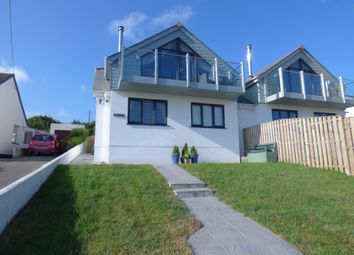 Thumbnail 4 bedroom semi-detached house for sale in Welway, Perranporth