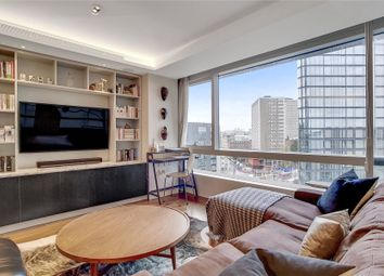 Thumbnail 1 bedroom flat for sale in Canaletto Tower, 257 City Road, London