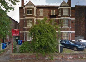Thumbnail 1 bed flat to rent in Manley Road, Whalley Range, Manchester