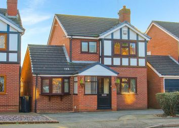 Thumbnail 3 bed detached house to rent in Bowling Green Road, Wollaston, Stourbridge