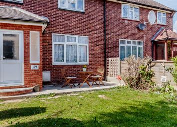 Thumbnail 4 bedroom semi-detached house for sale in Marlyon Foad, Ilford, Essex