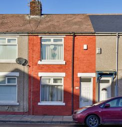 Thumbnail 2 bed terraced house for sale in 94 Oxford Road, Hartlepool, Cleveland