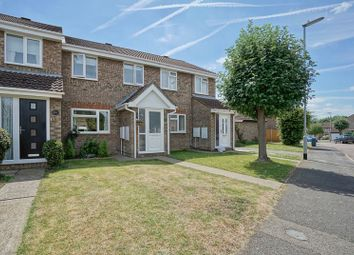 Thumbnail 2 bed terraced house for sale in Cunningham Way, Eaton Socon, St. Neots