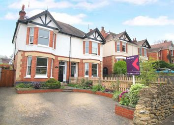 Thumbnail 4 bedroom semi-detached house for sale in Old Bath Road, Cheltenham, Gloucestershire