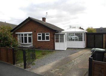 Thumbnail 2 bed bungalow to rent in Briar Close, Bramcote