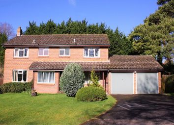Thumbnail 4 bed detached house for sale in Hall Close, Bishops Waltham, Southampton