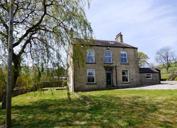 Thumbnail 5 bedroom detached house for sale in Diglee Road, Furness Vale, High Peak, Derbyshire