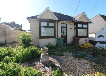 Thumbnail 2 bed detached bungalow for sale in Ernesettle Lane, Plymouth