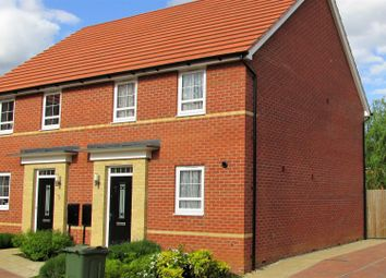 Thumbnail 3 bed semi-detached house for sale in Alder Close, Peterborough, Cambridgeshire