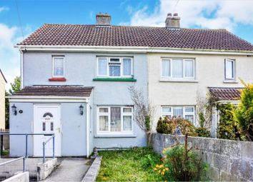 Thumbnail 2 bed semi-detached house for sale in Hawthorn Close, Redruth