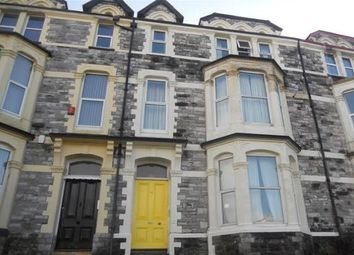 Thumbnail 2 bedroom flat to rent in Houndiscombe Road, Mutley, Plymouth