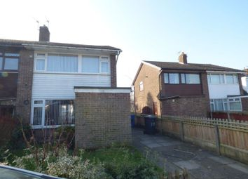 Thumbnail 3 bed semi-detached house to rent in Birdwell Drive, Great Sankey, Warrington