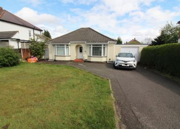 Thumbnail 2 bed detached bungalow for sale in Bloxwich Road North, Willenhall
