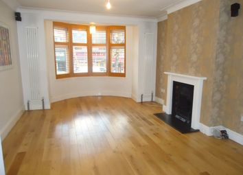 Thumbnail 3 bed terraced house to rent in Colney Hatch Lane, Muswell Hill