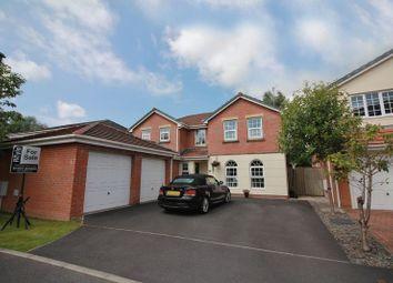 Thumbnail 4 bedroom detached house for sale in 26 Garden Close, Poulton-Le-Fylde