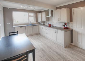 Thumbnail 2 bedroom semi-detached bungalow for sale in Halton Drive, Wideopen, Newcastle Upon Tyne