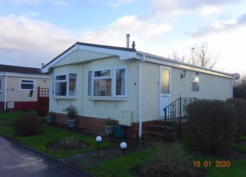 Thumbnail Mobile/park home for sale in Woodbines Park, Cheltenham, Glos