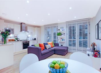 Thumbnail 2 bed flat for sale in Scriven Street, London