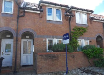 Thumbnail 2 bed terraced house to rent in Galtres Mews, East Avenue, Easingwold