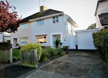 Thumbnail Semi-detached house for sale in Greenway, Frinton-On-Sea